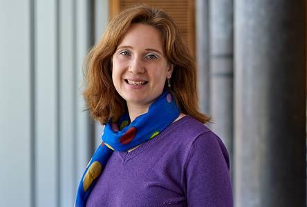 Porträtfoto Dr. Katja Kessel