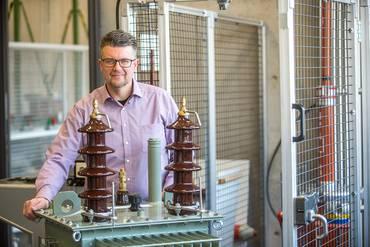 Laboringenieur an der Hochschule Coburg