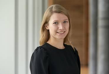 Wissenschaftliche Mitarbeiterin Charlotte Roth