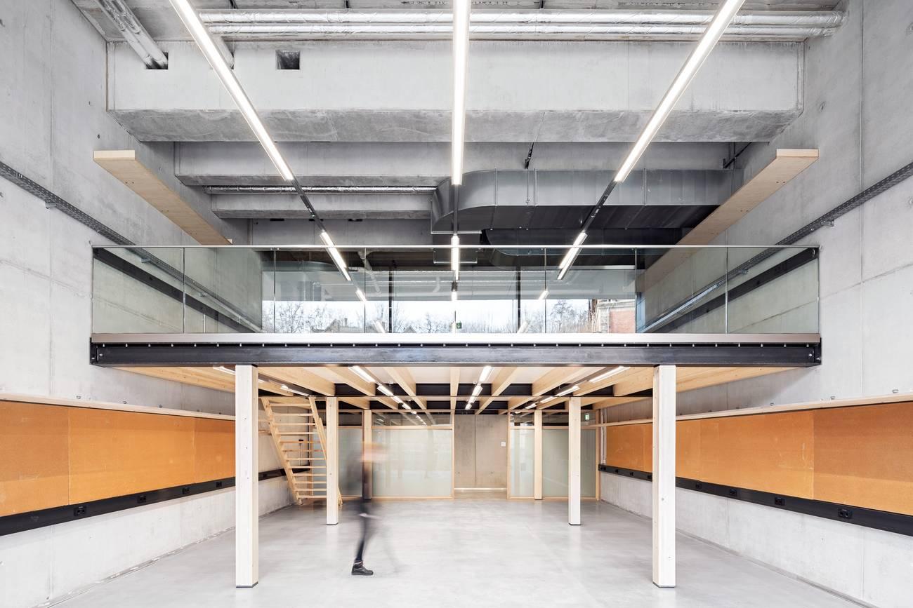 Campus Design Innenraum