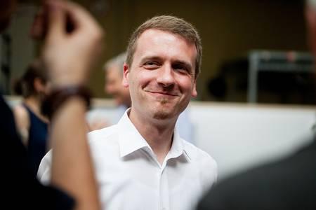 Portraitfoto Johannes Schmoelz