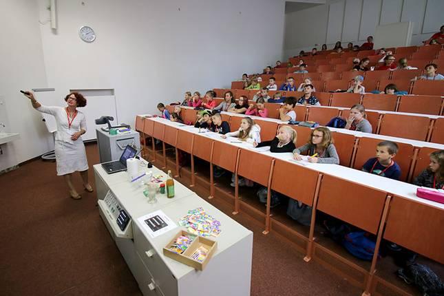 KinderUni-Vorlesung