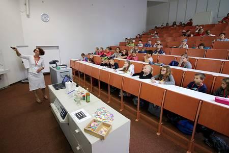 KinderUni Vorlesung