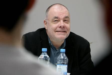 Sprachwissenschaftler Prof. Dr. Martin Haase