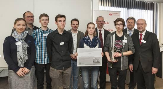 Gruppenbild Schäffler Award