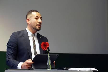 Can Aydin, Absolvent des berufsbegleitenden Master Betriebswirtschaft