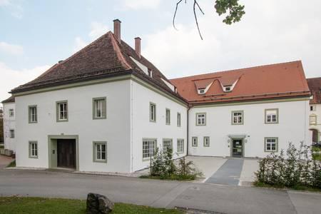 Alter Schäfflerei im Kloster Benediktbeuren