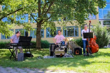 Jazz-Musikgruppe