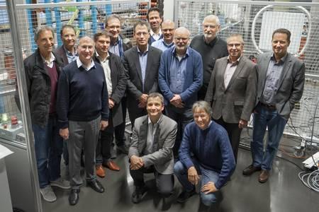Dekane der elektrotechnischen Fakultäten in Bayern.