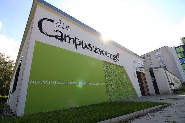 Kinderkrippe Campuszwerge