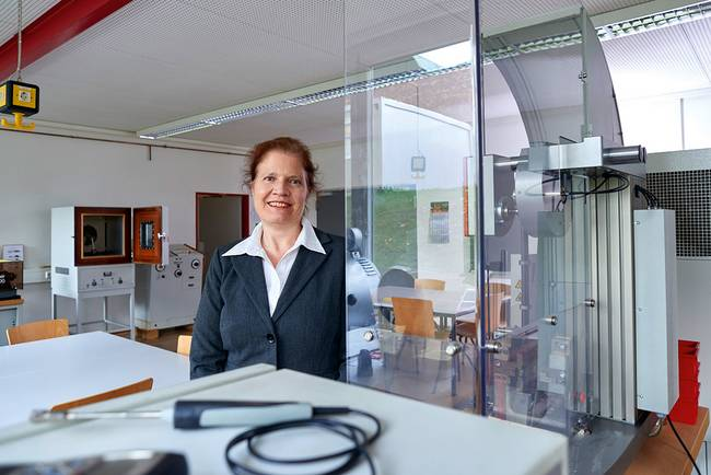 Professorin der Hochschule Coburg