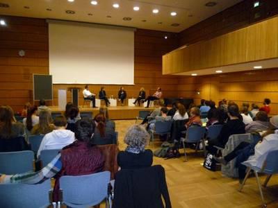 Podiumsdiskussion zur Bildungsgerechtigkeit