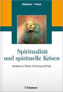 """Cover des Handbuchs """"Spiritualität und spirituelle Krisen"""""""