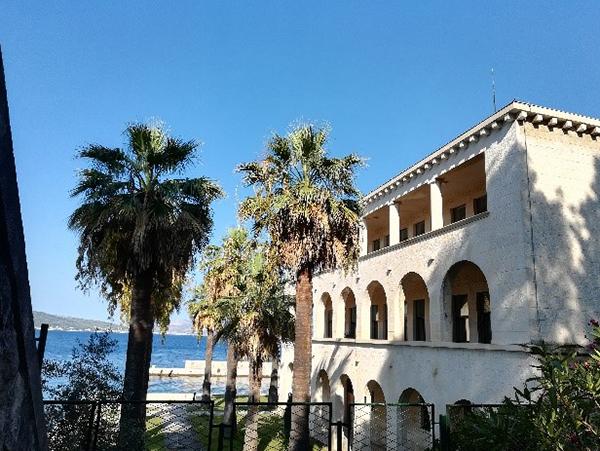 Meeresbiologische Institut der University of Split