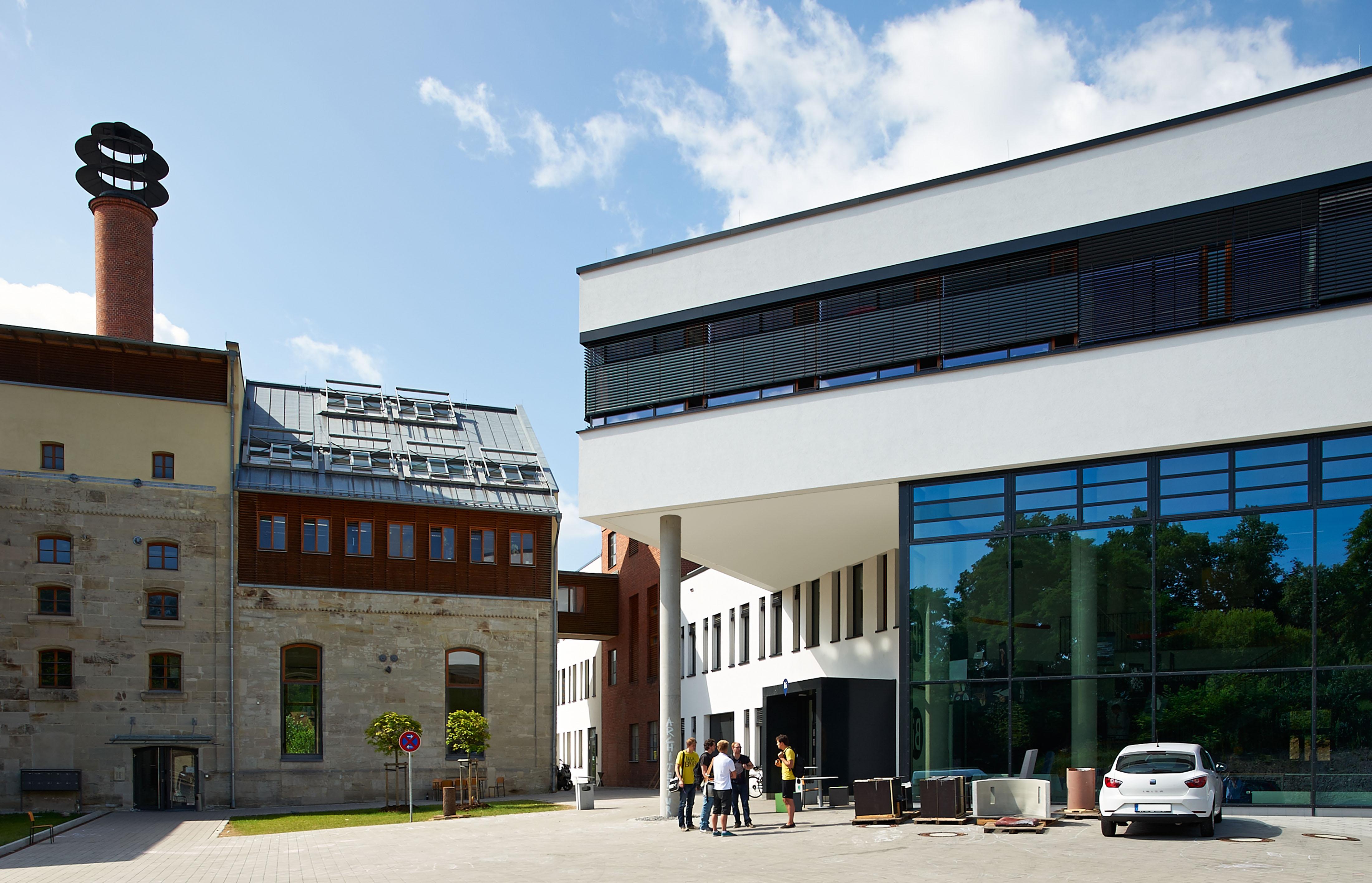 Standorte  Hochschule Coburg