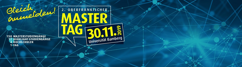 Master-Studium in Oberfranken