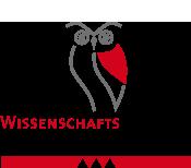 Logo mit Schriftzug: Wissenschaftsstiftung Oberfranken